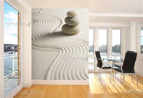zen wall murals wall murals zen spa canvas prints posters zen stones
