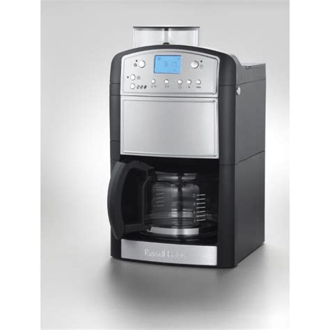 Russell Hobbs Platinum Grind and Brew Coffee Maker   IWOOT