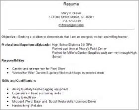 Job resume template best template collection kidgvopn xvqgovqr