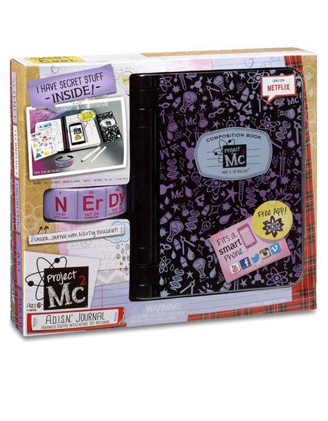 project kits project mc2 a d i s n journal kit craft kits arts