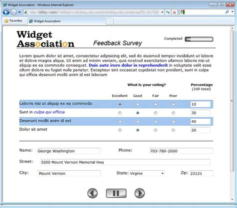 email questionnaire template email questionnaire software surveypro