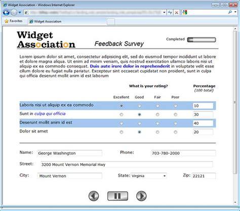 Survey Software - internet survey software surveypro