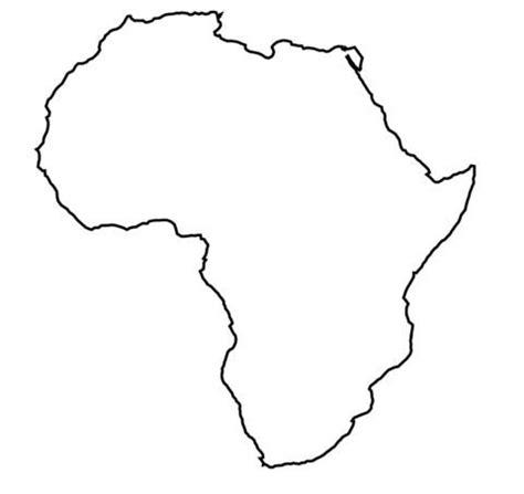 african elephant outline tattoo pinterest images of africa outline map design pinterest outlines africa