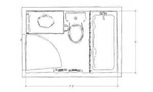 5x7 Bathroom Floor Plans by 5 X7 Bathroom Floor Plans Submited Images