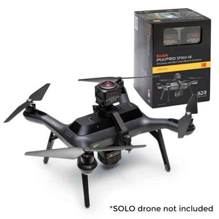 effortless aerial 360 videos: aerial pack with kodak sp360