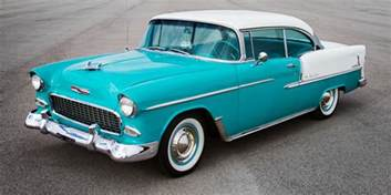 Chevrolet Belair 1955 1955 Chevrolet Bel Air Information And Photos Momentcar