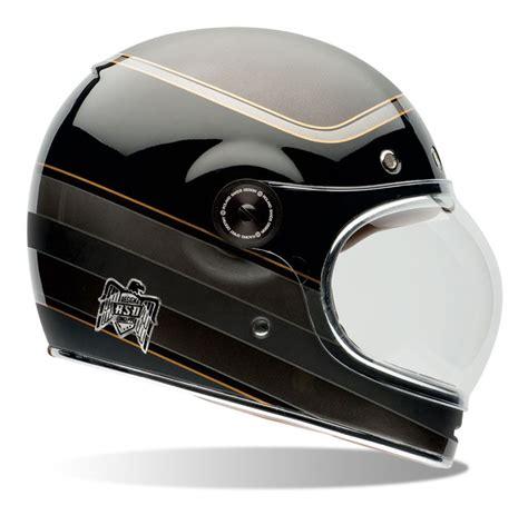 Helmet Helm Bell Bell Bullitt Carbon Rsd Bagger Helmet Revzilla