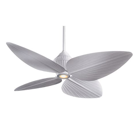 Ceiling Fans White by F581 Whf Minka Aire Gauguin Ceiling Fan Flat White