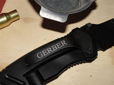 gerber switch blade gerber swagger knife review