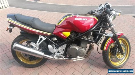 Suzuki 400 Bandit For Sale 1990 Suzuki Gsf 400 Bandit For Sale In The United Kingdom