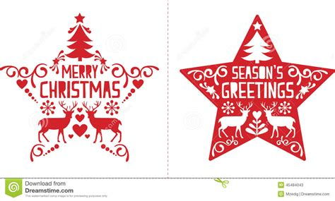 christmas card design stock vector image  yuletide
