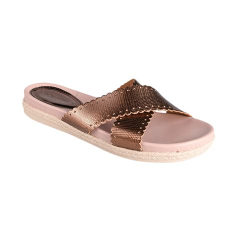 Harga Sepatu Yongki Komaladi Cowo jual yongki komaladi srln 41518 sandal wanita brown harga kualitas terjamin