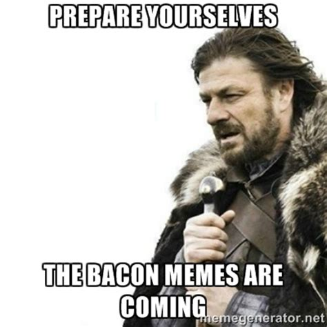 best bacon memes bacon today