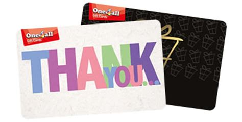 Where Can You Spend One4all Gift Cards - one4all media
