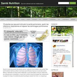 Affections Pulmonaires Pearltrees