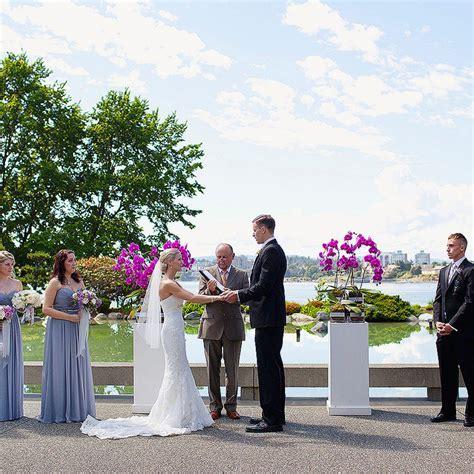 Wedding Venues in Victoria, BC   Inn at Laurel Point