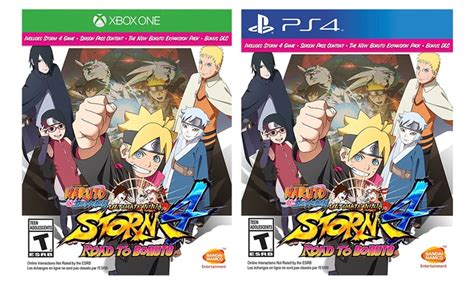 Ps4 Shippuden Ultimate 4 Reg All Diskon for ps4 or xb1 groupon goods