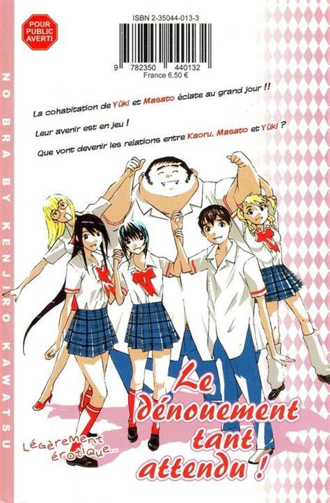 No Bra 1 5 And Kenjiro Kawatsu 17 no bra 5 tome 5