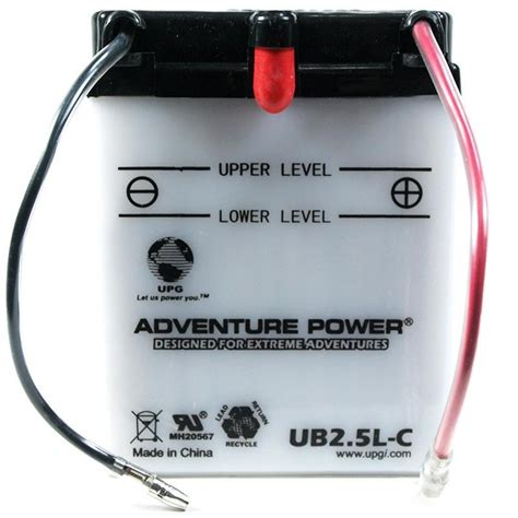 Deka Poster C deka yb2 5l c replacement battery