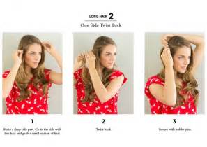different styles or ways to fix human hair 10 easy ways to style hair the everygirl