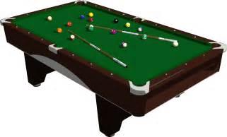 tisch billard clipart pool table