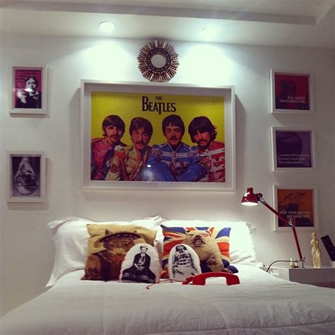 the beatles bedroom 1000 images about r o o m d e c o r on pinterest photo