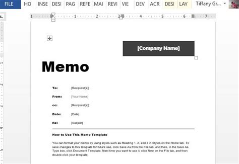 interoffice memo template word interdepartmental memo template for word