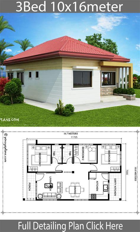 simple  budget modern  bedroom house design  kenya