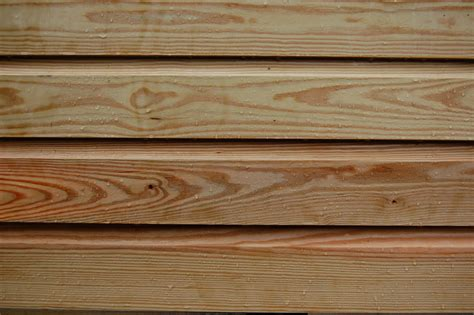 Fixing Shiplap Cladding by Clear Grade 19mm X 138mm X 4280mm Shiplap Cladding