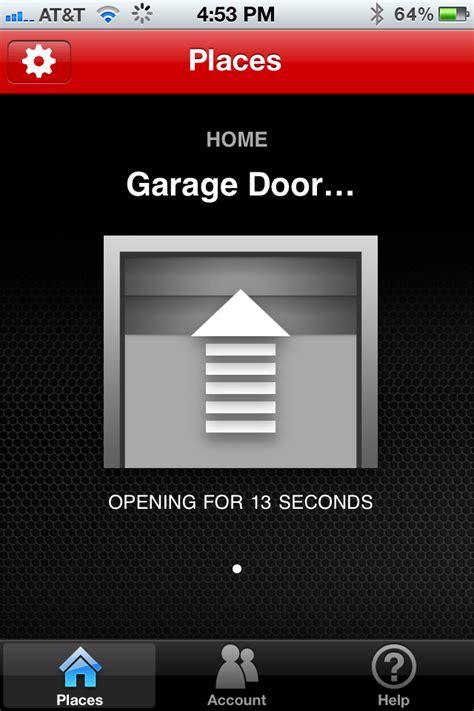 Garage Door Status Craftsman Assurelink Connected Dc Belt Drive Garage Door Opener Tools In