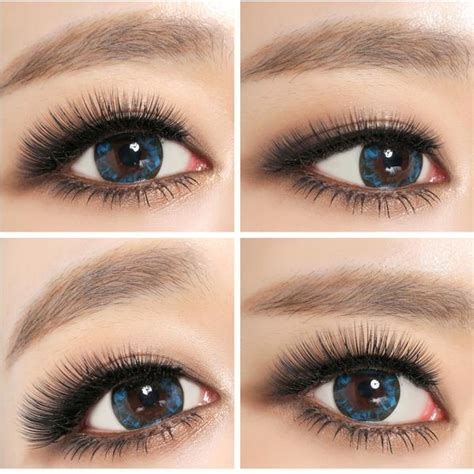 where to get colored contacts in stores buy neo ruby blue colored contacts eyecandys