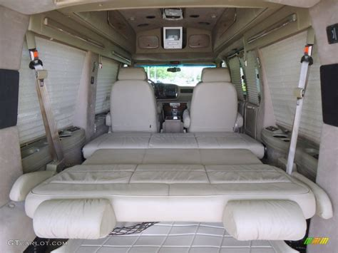 Chevy Conversion Interior 2002 chevrolet express 1500 passenger conversion interior photo 69991339 gtcarlot