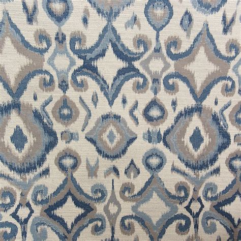 platinum upholstery daponte delft upholstery fabric by richloom platinum