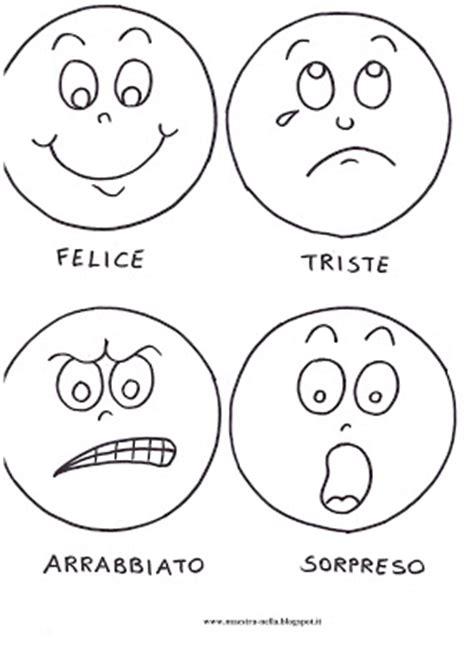 la delle emozioni paletta delle emozioni