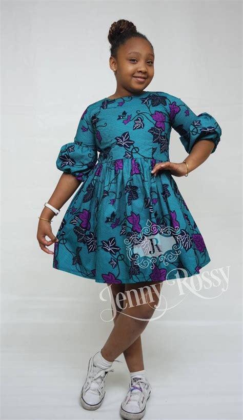 african girls dress ankara girls dress african dress