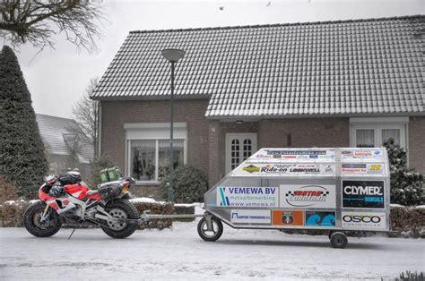 Motorradanhänger 8 Motorräder by R1 Mit Anh 228 Nger Und Quot Winterreifen Quot Biker Stammtisch