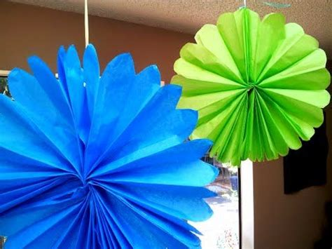 How To Make Paper Rosette Flowers - the world s catalog of ideas