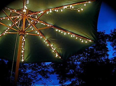 Patio Umbrella Lighting Patio Umbrella Lighting Patio Umbrella Lighting Lighting Landscaping Gardening Ideas