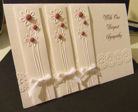 Sympathy Cards Handmade - best 25 handmade sympathy cards ideas on