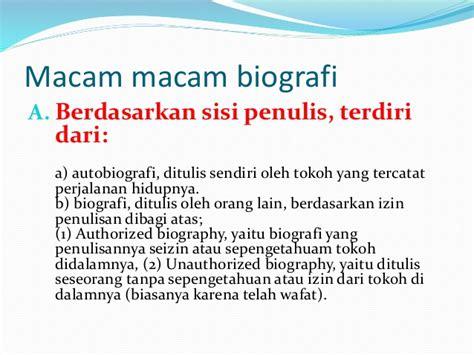 contoh authorized biography ppt biografi quot sma ya bakii quot sukriniam