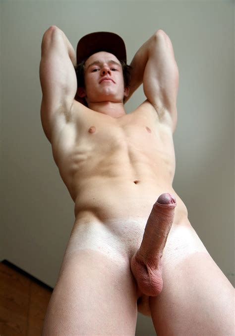 Uncut Cock Nude Straight Guys And Gay Boys Showing Off Their Hard Cocks
