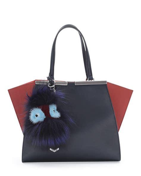 Fendi Handbag Charm by Fendi Fur Charm For Handbag