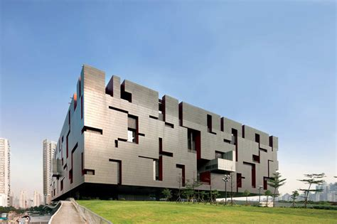 architects design guangdong museum rocco design architects archdaily