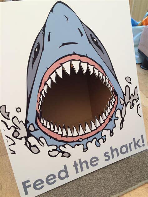 shark bean bag toss 190 best images about shark birthday on