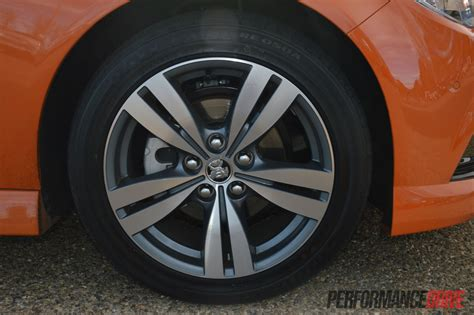 holden wheels 2014 holden vf sv6 18in wheels