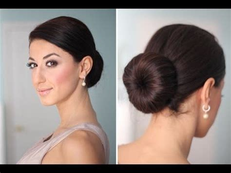 cute hairstyles awesome cute low cut hairstyles cute low cut how to perfect low bun i do this hairstyle using a