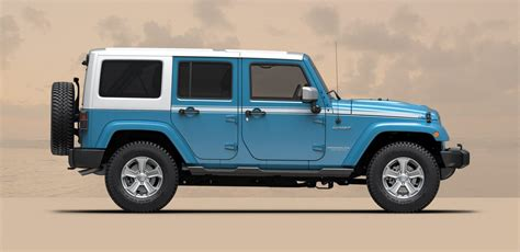 jeep smoky mountain jeep wrangler chief και smoky mountain editions autoblog gr