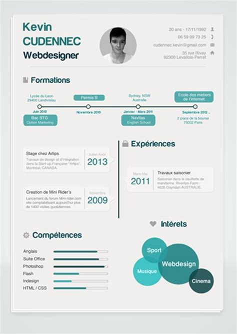 Best Resume Design Tips by 17 Best Ideas About Web Designer Resume On
