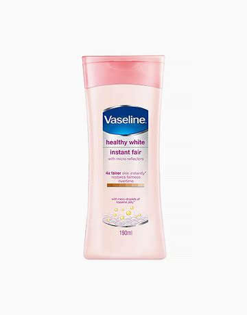 henna tattoo care vaseline lotion instant fair by vaseline products beautymnl