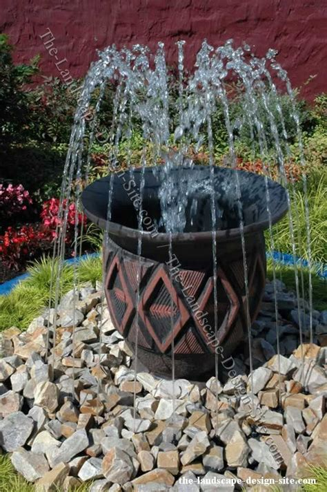 how to make a garden fountain 17 best images about diy